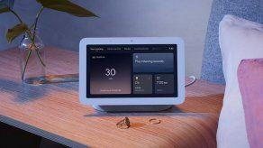 Nest Hub de Google monitorea el sueño del usuario
