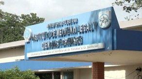 Instituto de Medicina Legal sin presupuesto para funcionamiento