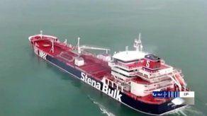 Irán dice que retener el petrolero británico fue una medida legal