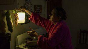 Reportan apagones de luz en varios sectores de la ciudad