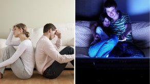 Ver películas románticas ayuda a superar la crisis de pareja