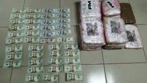 Ordenan detención provisional a mujer aprehendida con 20 paquetes de droga en Chitré