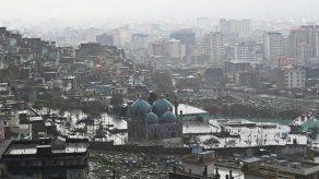 Ataque a torre eléctrica deja Kabul y el este de Afganistán sin electricidad