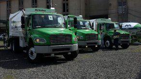 AAUD espera recibir 15 nuevos camiones compactadores el próximo 28 de julio