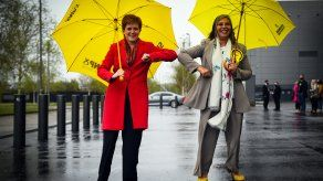 Los independentistas escoceses del SPN ganaron las elecciones del parlamento local.