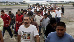 Expulsiones de migrantes indocumentados cayeron durante gobierno de Trump
