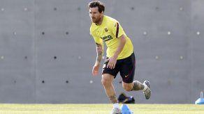 Preocupación por Messi tras perderse entrenamiento