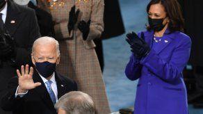 Continúa la ceremonia de investidura de Joe Biden y Kamala Harris