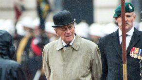 El príncipe Felipe ha ingresado en el hospital por precaución