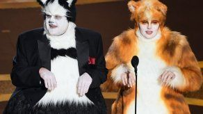 Los artistas de efectos visuales critican a los Óscar por el chiste de Cats