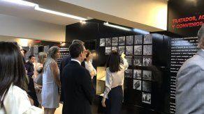 Inauguran Conjunto Monumental y Patrimonial del Palacio Bolívar