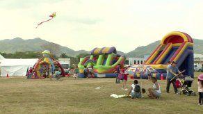 Decenas de panameños disfrutaron del XIX Festival de Cometas