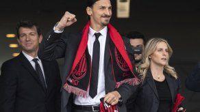Ibrahimovic regresa al Milan: Buscaba la última descarga de adrenalina