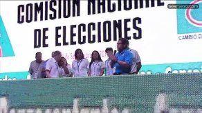TE avaló la cifra de 44% de participación en las primarias de CD