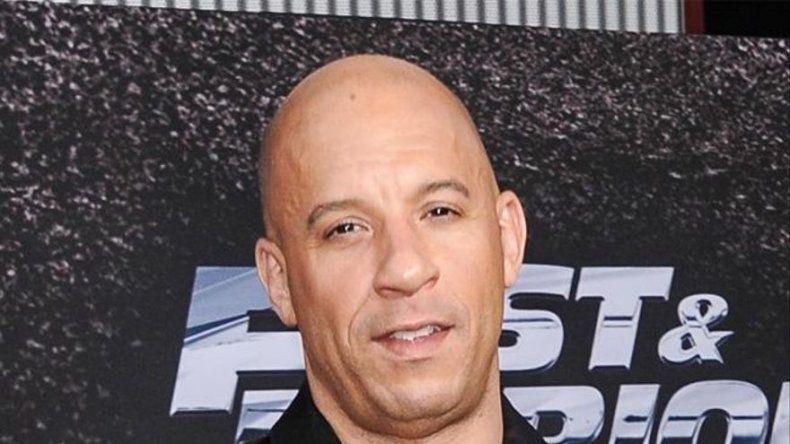 Vin Diesel protegerá la Vía Láctea