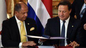 Presidentes de Costa Rica y Panamá firmarán notas sobre puente binacional
