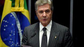Denuncian al expresidente de Brasil Fernando Collor por peculado