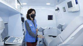 ACNUR dona a Panamá dos clínicas móviles para extender acceso y cobertura de servicios de salud