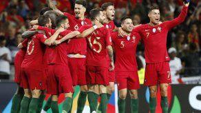 Portugal vence a Holanda y se corona en primera Liga de Naciones