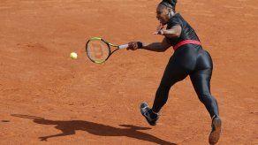 Serena Williams sin problemas con Roland Garros por traje
