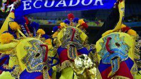 Los gobiernos de Ecuador y Brasil abordan colaboración en materia espacial