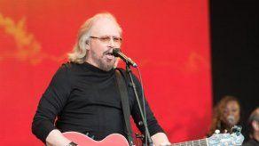 Barry Gibb desvela su secreto para seguir actuando en directo a sus 70 años