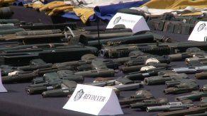 Minseg extiende por séptima ocasión la veda de importación de armas de fuego