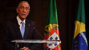 El presidente de Portugal es reelegido