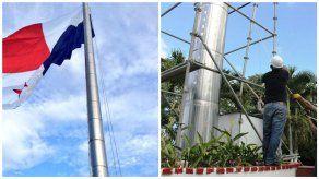 Bandera del Cerro Ancón ondeará a media asta el 9 de enero