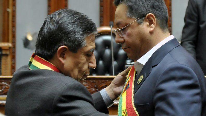 El izquierdista Luis Arce, delfín de Morales, asume la presidencia de Bolivia