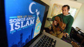 Músico Ben Lee explica el Islam en la era de Trump