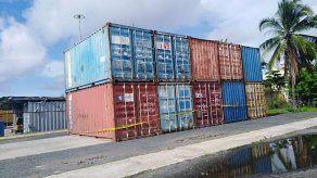 Mantienen en cuarentena contenedores de Consorcio y Minera Panamá procedentes de Sudáfrica