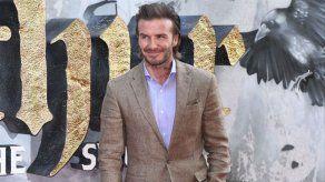 David Beckham firma un contrato millonario con Disney +