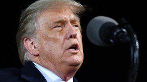 Trump recorta cuota de refugiados admitidos en Estados Unidos en 2021