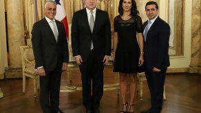 Toman posesión nuevos ministros de la Presidencia