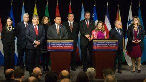 Grupo de Lima pide cambio de gobierno en Venezuela sin uso de la fuerza