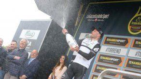 Cummings gana etapa de la Tirreno-Adriático