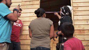 Organización Techo logra reconstruir primeras tres viviendas en Puerto Rico