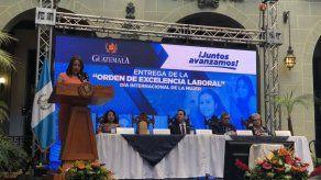 El Gobierno reitera compromiso con equidad de las mujeres en Guatemala