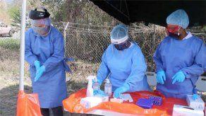 Detectan 20 casos positivos de COVID-19 en operativo en playa Veracruz