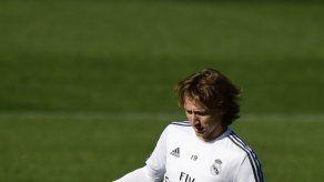 Luka Modric gana por cuarta vez el premio al mejor futbolista croata