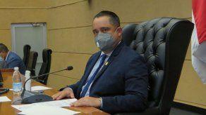 Presidente de la Asamblea Marcos Castillero dio positivo por COVID-19