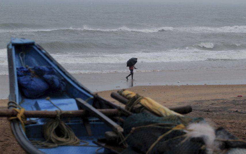Yaas será la segunda tormenta en golpear la India en 10 días después de que el ciclón Tauktae mató a por lo menos 140 personas en el occidente del país la semana pasada.