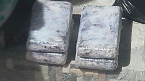 Incautan 4 paquetes de supuesta droga en Chiriquí