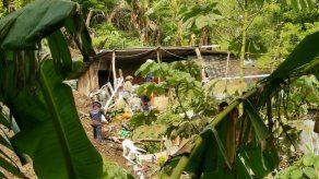 Asignan parcela de siete hectáreas en Mocambo a familias afectadas por derrumbe en Villa María