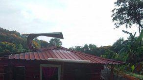 Sinaproc no reporta personas heridas por el desprendimiento de techo en el Limón, Colón.