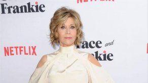 A Jane Fonda le gusta que las actrices más jóvenes exijan sus derechos