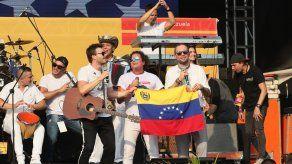 Concierto Venezuela Aid Live
