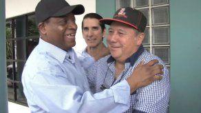 Roux apela a consolidación del CD en recorrido con Afú y Miller en Chiriquí