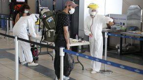 283 pasajeros salen del Aeropuerto de Tocumen en vuelos humanitarios